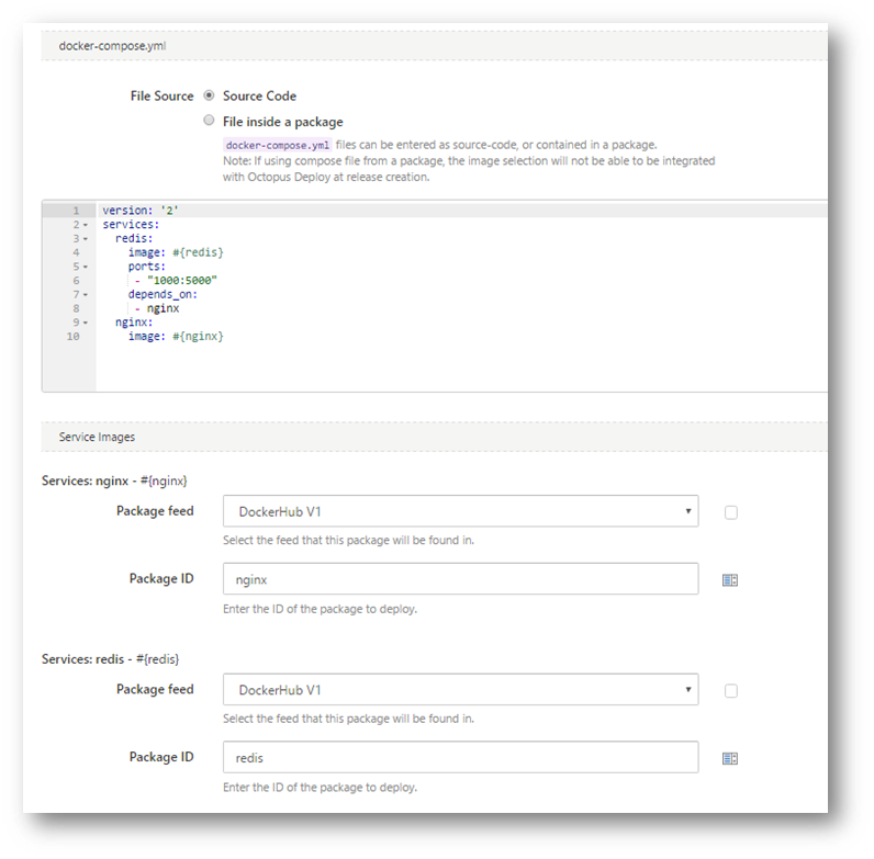 Docker Compose RFC