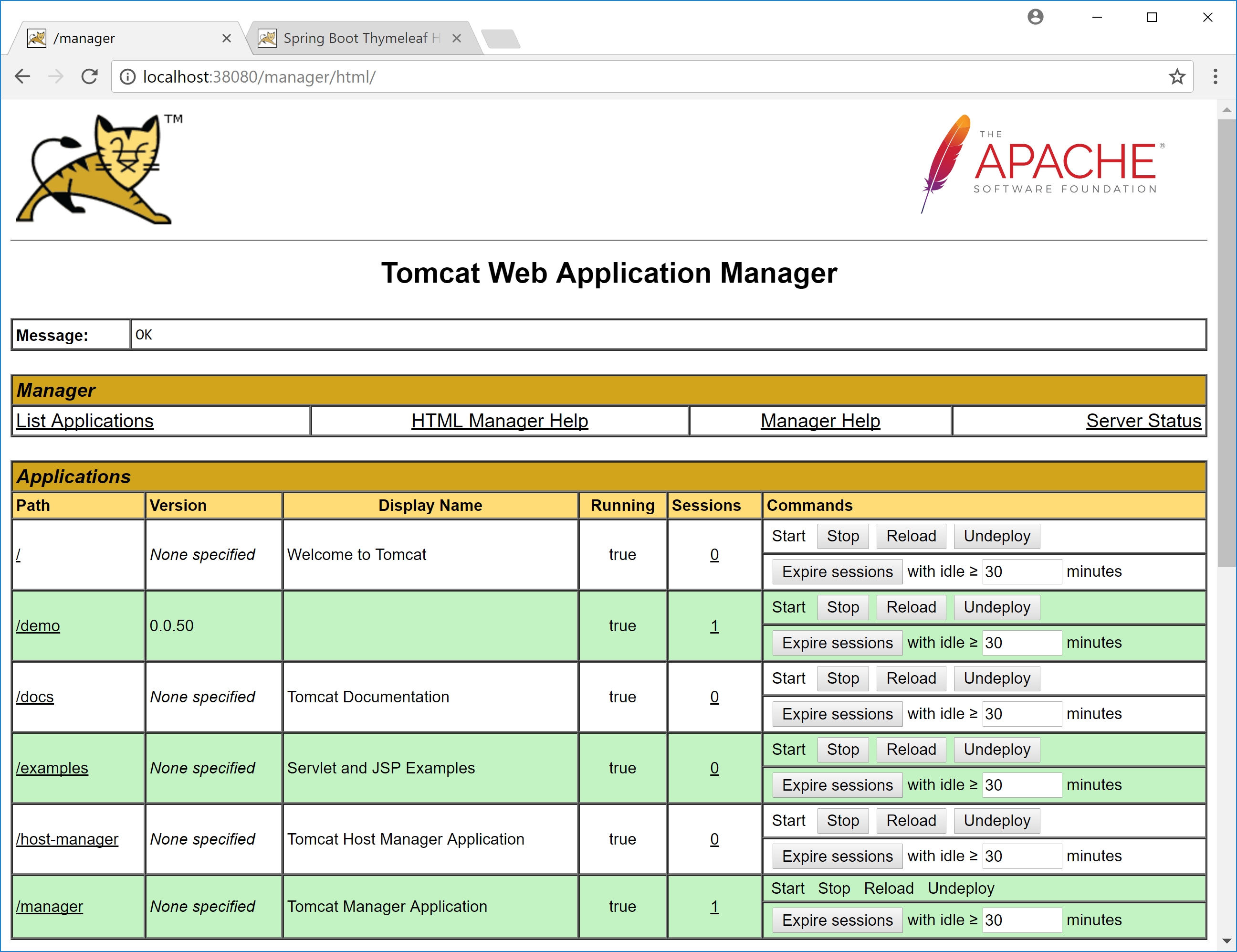 Enabling Parallel Deployments in Tomcat with Octopus Deploy