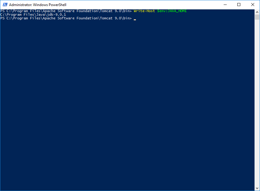 Windows Environment Variables 6