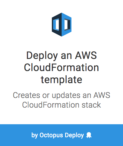CloudFormation Step