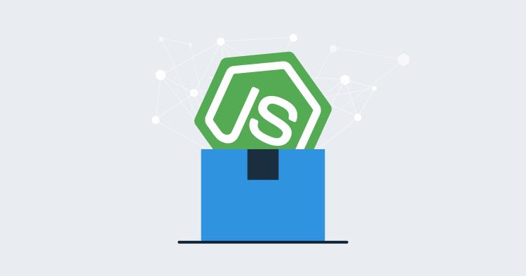 Packaging Node.js applications