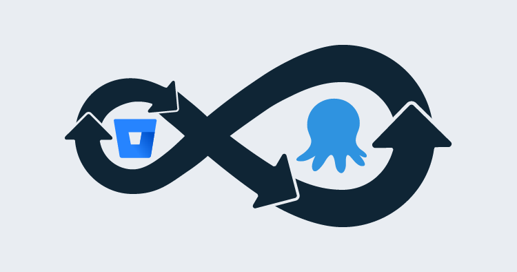 Bitbucket pipelinse and Octopus Deploy