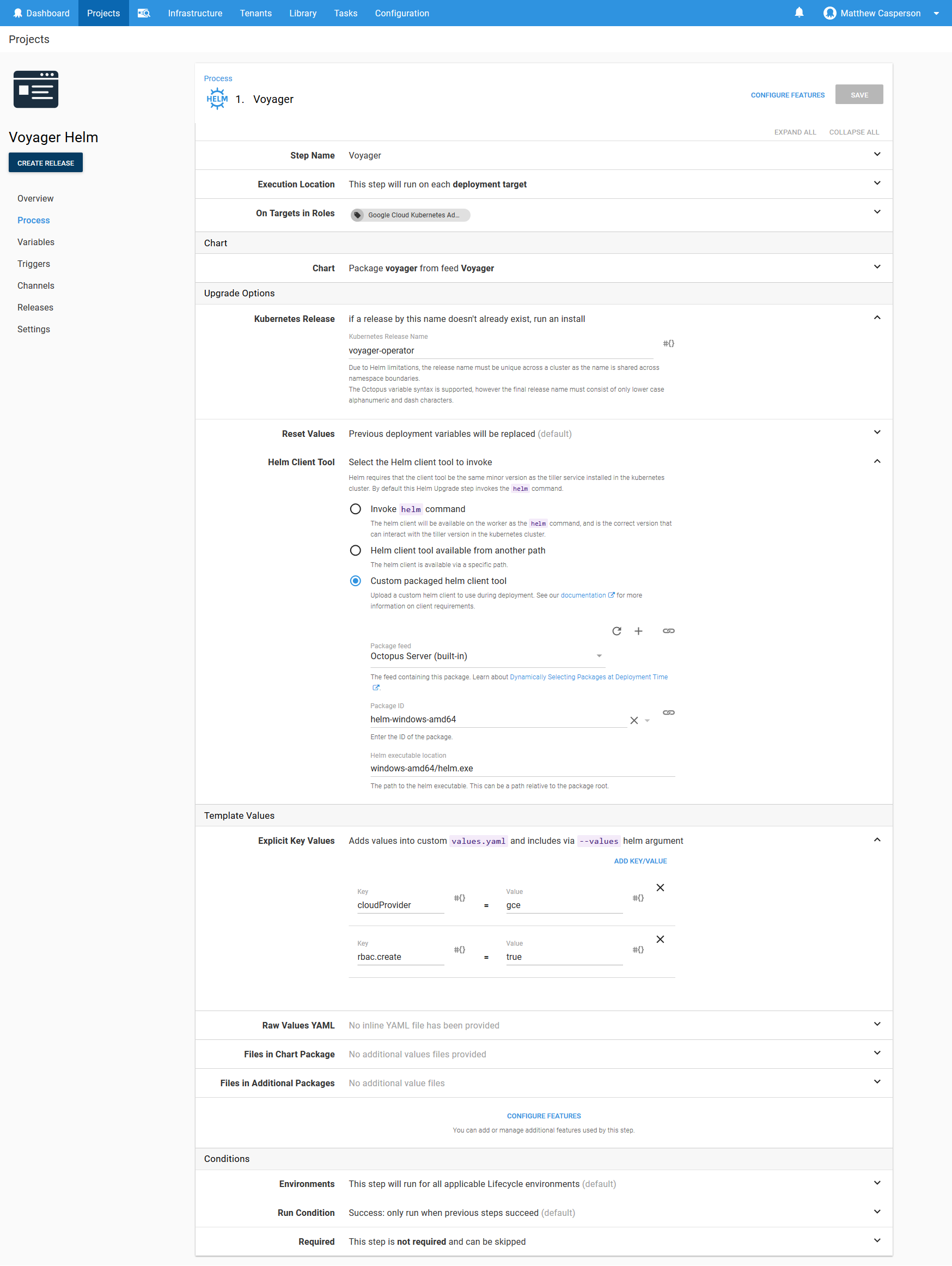 Performing canary deployments in Kubernetes - Octopus Deploy