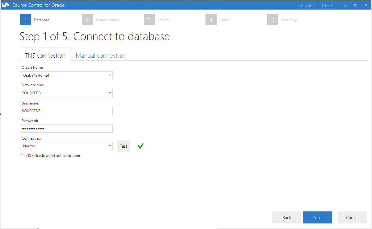 Deploy to Oracle Database using Octopus Deploy and Redgate