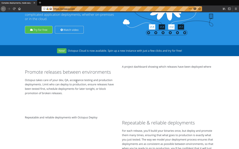 Selenium Series - Modifying HTTP Requests - Octopus Deploy