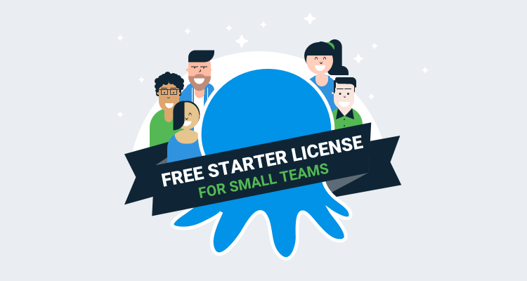 Octopus Free Starter license - free for small teams