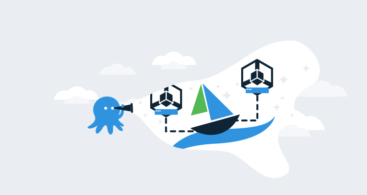 An Octopus exploring the Istio service mesh for Kubernetes