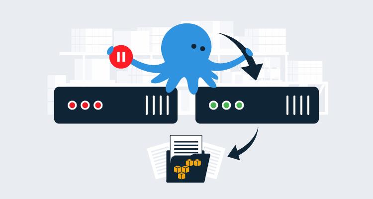 Configuring Octopus Server High Availability using AWS FSx
