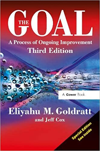 The Goal (Goldratt: 1984)