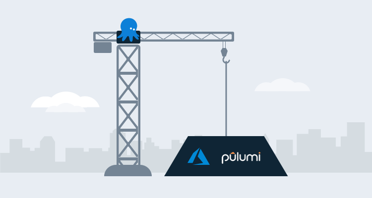 Infrastructure as code in Azure with Octopus Deploy and Pulumi: Part one
