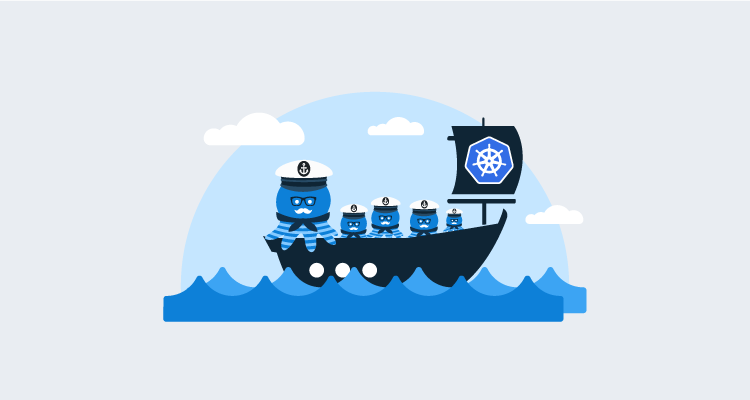 Create workers on a Kubernetes cluster