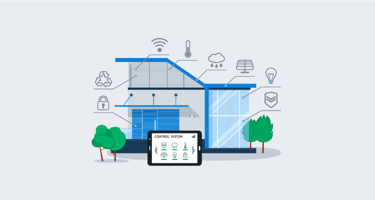 Lessons learned with home automation