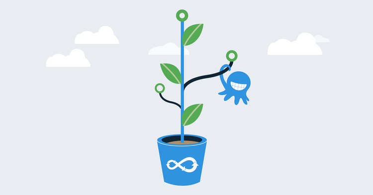 Feature branching web apps