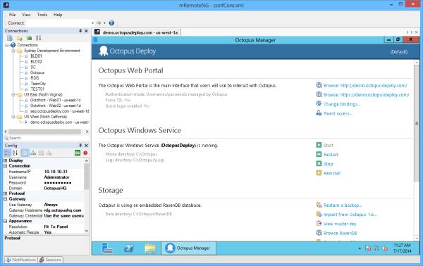 5 Remote Desktop Alternatives - Octopus Deploy