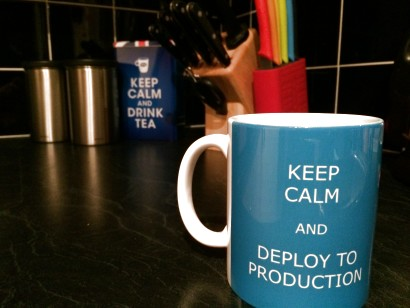 Win an Octopus Deploy mug
