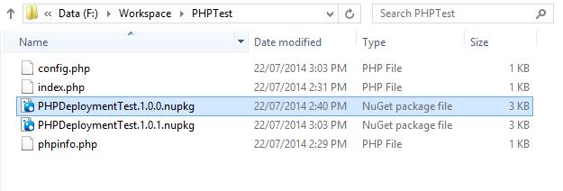 Development Folder