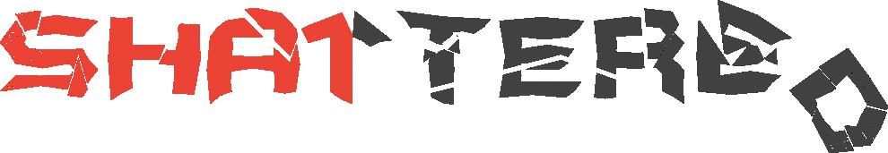 Shattered logo