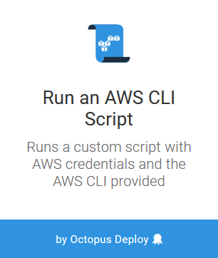 Run AWS Script