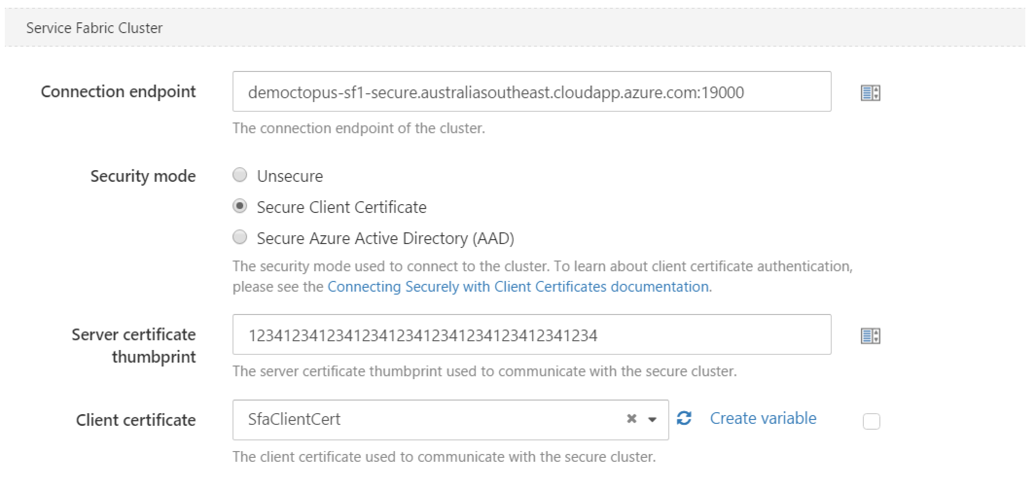 Connecting Securely With Client Certificates Octopus Deploy