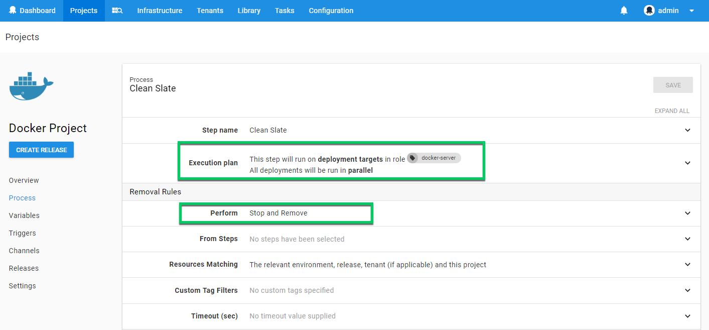 Docker Run With Networking - Octopus Deploy