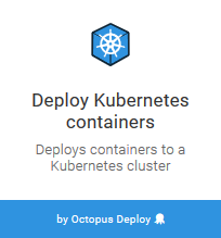 Deploy Container Step