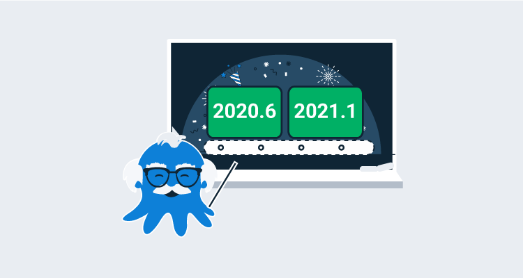What's new in Octopus 2021.1 (EU)
