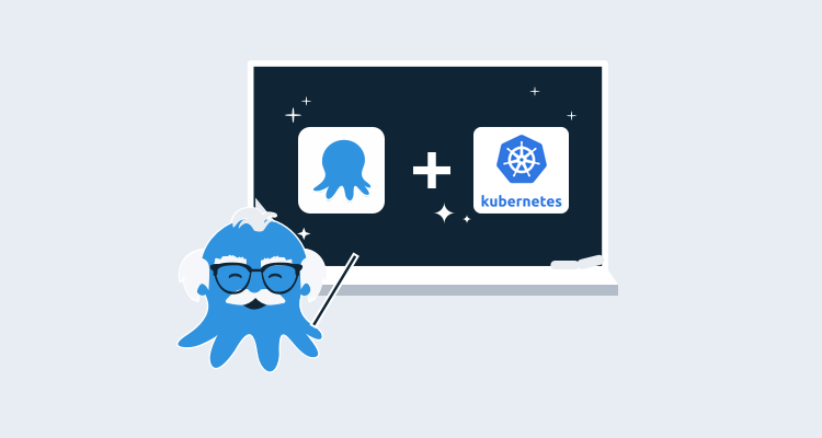 Deploying Microservice containers to Kubernetes with Octopus