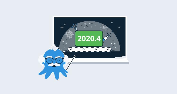 Octopus 2020.4 release webinar (Americas)